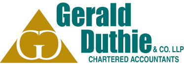 Gerald Duthie & Co. LLP Chartered Accountants